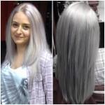 Schimbare culoare metalic silver
